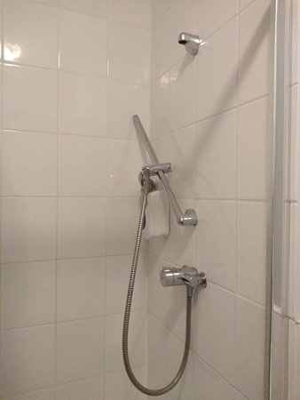 Broken shower in our room - the water came out but the pipe didn't actually stay in the fitting so it fell over. We didn't use it in the end. No apology or offer to rectify given.