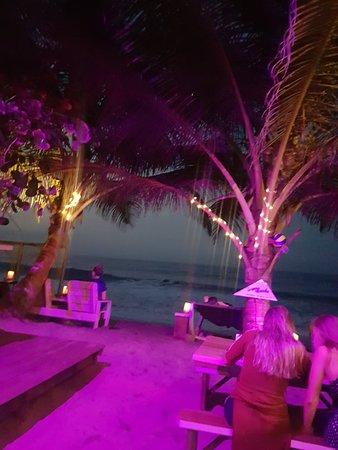 Blick aufs Meer (Abendstimmung)