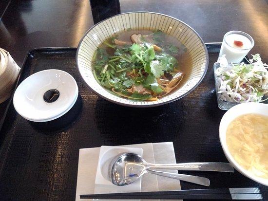 Harry's Cafe: 骨肉茶(ランチ・ご飯抜き)