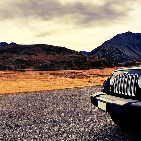 HANMER HIGH COUNTRY JEEP TOURS