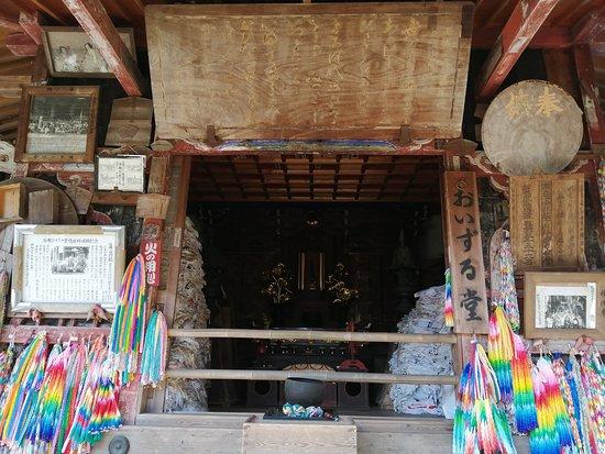 Kegon-ji Temple Oizurudo