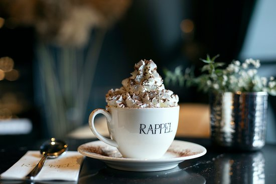 The classic Italian hot chocolate, Cioccolata Calda!