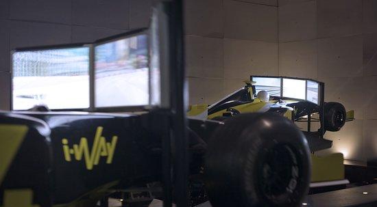 Simulateurs F1