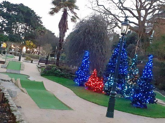 Lower Gardens Mini Golf
