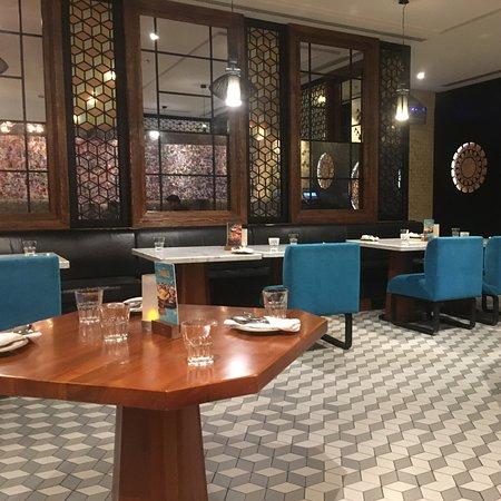 The Very Best Indian Restaurant In Riyadh By Far Picture Of Zafran Indian Bistro Rubeen Plaza Riyadh Tripadvisor