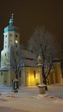 Horni Blatna, สาธารณรัฐเช็ก: Kirche