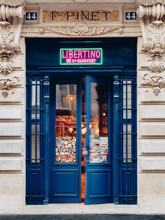 Libertino - 44 rue de Paradis 75010 Paris