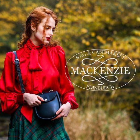 ‪Mackenzie Leather Edinburgh‬