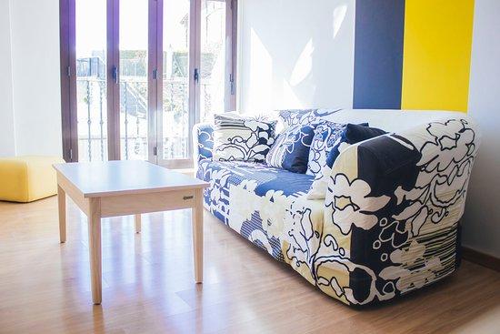 Berceo, España: Apartamento de 1 dormitorios, Aseo, Salón y Cocina. Completamente equipado.