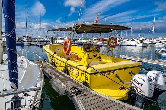 Turismar excursiones en barco
