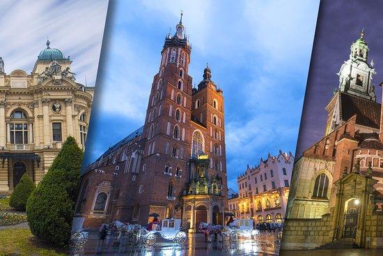 Wioletta - Guide de Cracovie