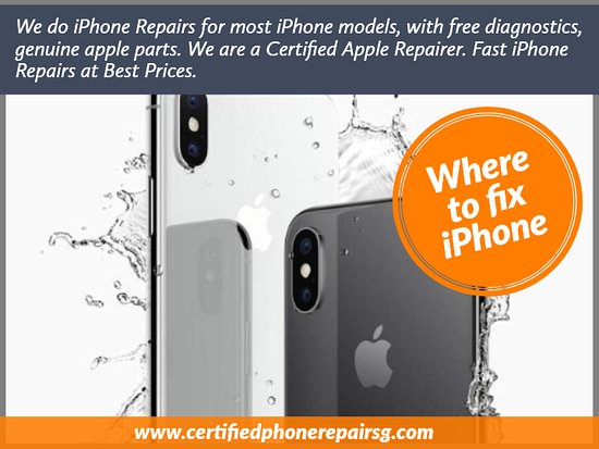 Сингапур: iPhone repair in Singapore services at the comfort of your home at https://certifiedphonerepairsg.com/iphone-repair-singapore/  Smartphones are delicate gadgets that need to be handled with the utmost care. While we're focused on ensuring fast cell repair turnarounds, we never compromise on our commitment to delivering exceptional service. That's why we use quality parts on all phone repairs, and each of our iPhone repair in Singapore technicians has ample knowledge and training.