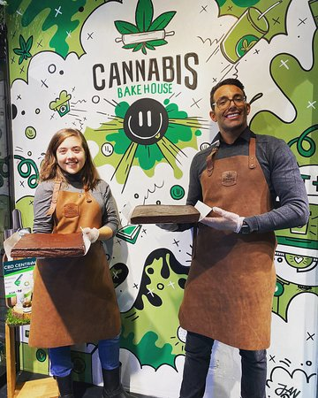 Yes!! We got new cannabis brownies!!