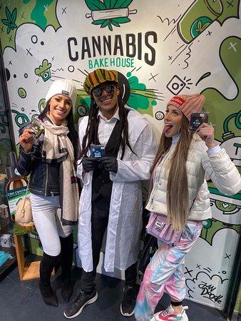 Keep Calm.. Cannabis Bakehouse is open!