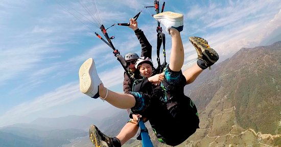 Kandy District, Sri Lanka: Do you fly in your sleep? Let the dream come true! Open your Sky with SOAR paragliding team!