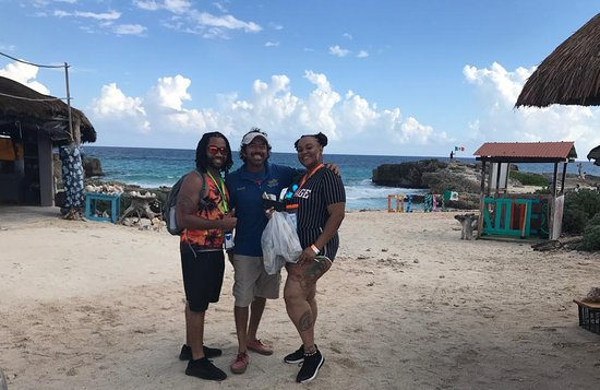 Our first time cruising to Cozumel