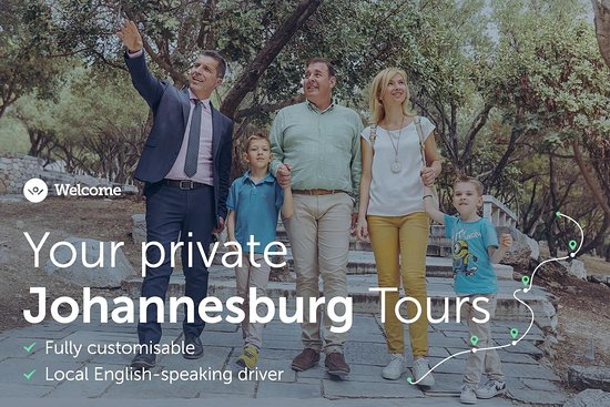 Johannesburg Airport Transfers & Tours - Welcome Pickups