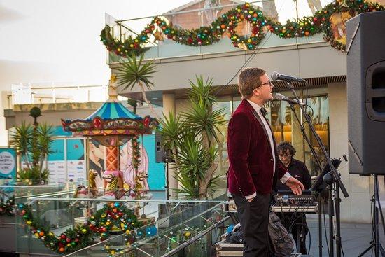 Encendido de Navidad en CC Biosfera Plaza