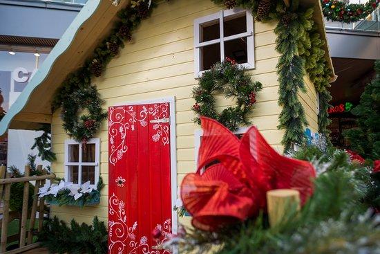 Decoración de Navidad en CC Biosfera Plaza