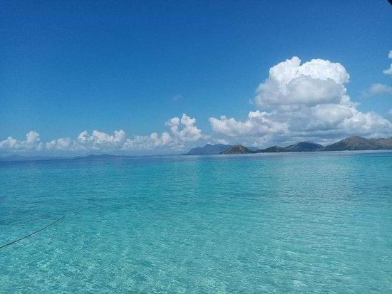 Coron, Filipíny: Malcapuya Beach resort