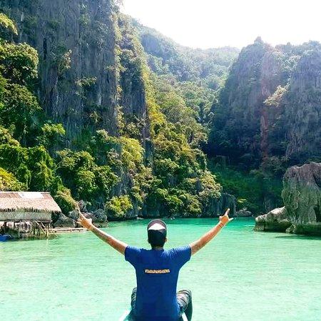 Coron, Filipíny: Twin lagoon