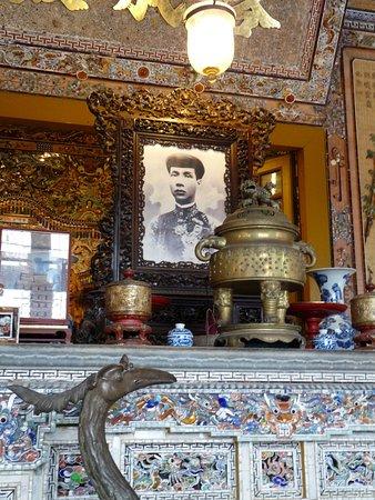 Graftombe Khai Dinh