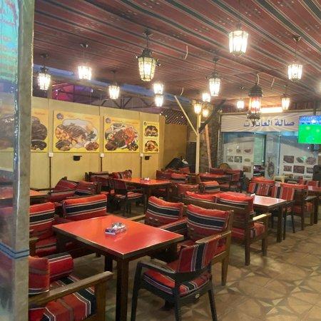 Aqaba, Jordan: Cafeteria 24 hours