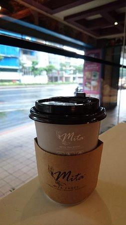 米塔手感烘焙南京店咖啡