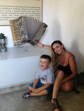 Aracataca, Kolumbie: Elementos que recrean historias...
