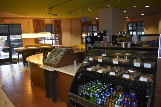 In house Starbucks