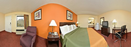 Exterior - Picture of Americas Best Value Inn, North Little Rock - Tripadvisor