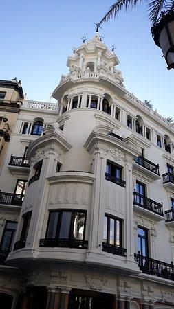 Hotel Plaza de las Tendillas.
