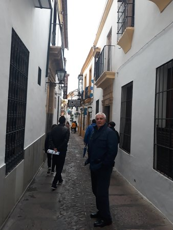 Calle tipica.