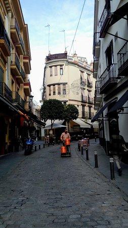 Sevilla Stadtteil Santa Cruz/Alfalfa