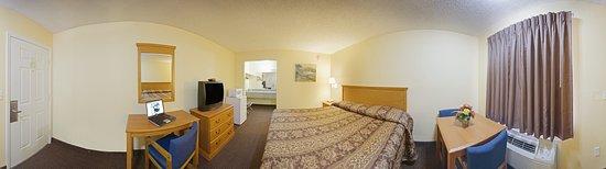 Exterior – Billede af Americas Best Value Inn Pryor, Pryor - Tripadvisor