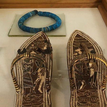 The Egyptian Museum - Cairo: Museo egipcio