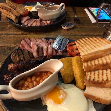 Great tasty Breakfast