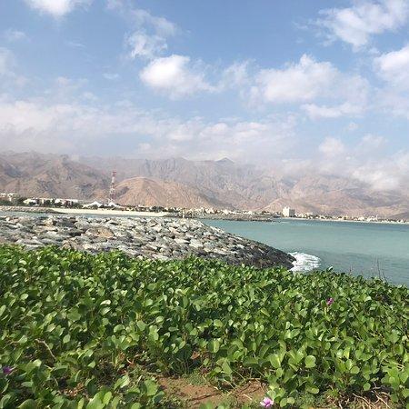 Dibba Al Hisn, United Arab Emirates: جزيرة دبالحصن