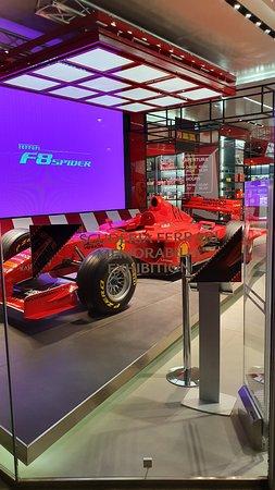 Ferrari..unica!!