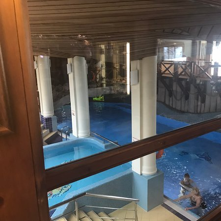 Basen - Hotel Belvedere Zakopane