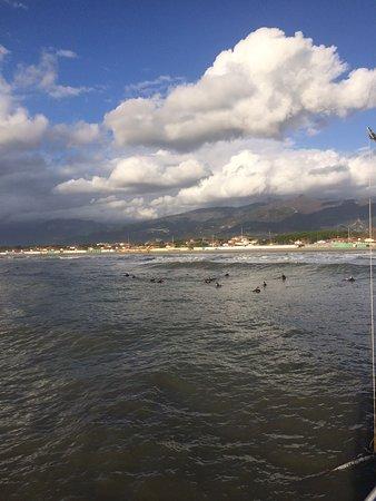 Il mare a dicembre