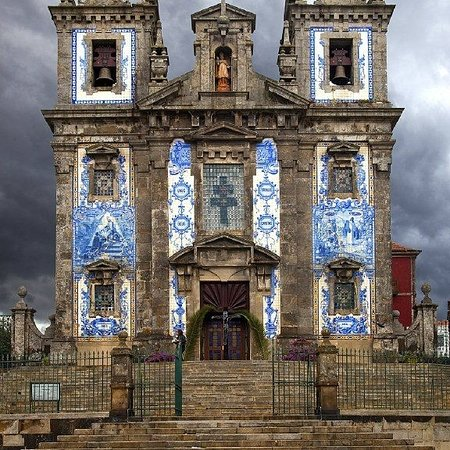 Lido di Ostia, Italia: Chiesa di Santo Ildefonso  Portogallo