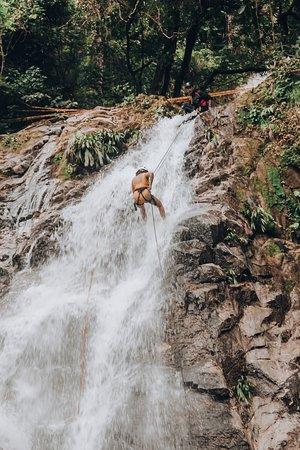 Waterfall Rappelling in Minca: LA MEJOR EXPERIENCIA ¡¡