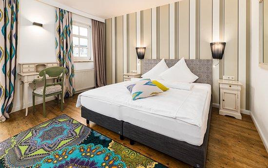 Doppelzimmer Komfort Vintage Style
