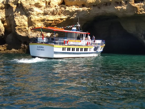 Alegria Boat Trips