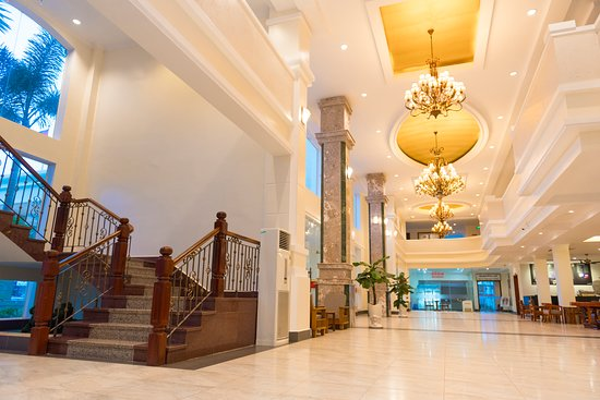 Провинция Поусат, Камбоджа: This is our Lobby in Pursat Riverside Hotel & Spa!