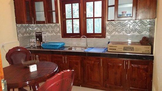 Ettukala, Шри-Ланка: Fully equipped kitchen