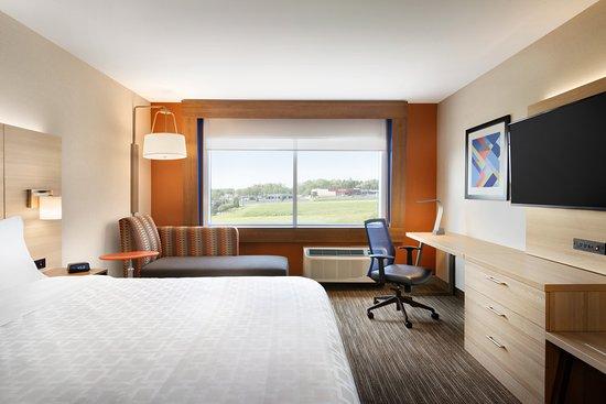 Canton, État de New York: Guest room