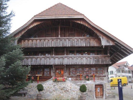 Tafers, Switzerland: Musée singinois