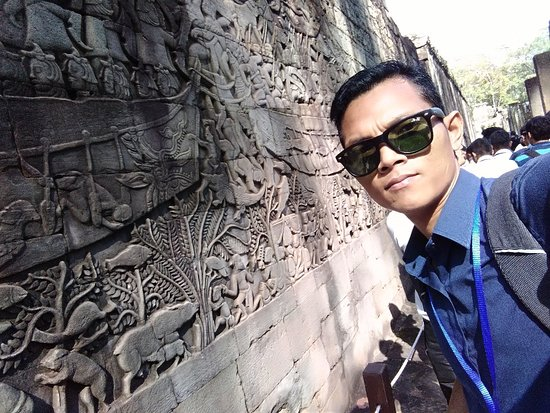 Tour Guide For Siem Reap